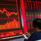 Asian shares, sterling up on pause in Brexit, trade fears
