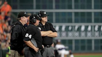 Umps will wear mics to explain review rulings