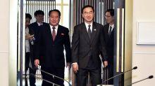 Koreas agree to break ground on inter-Korean railroad