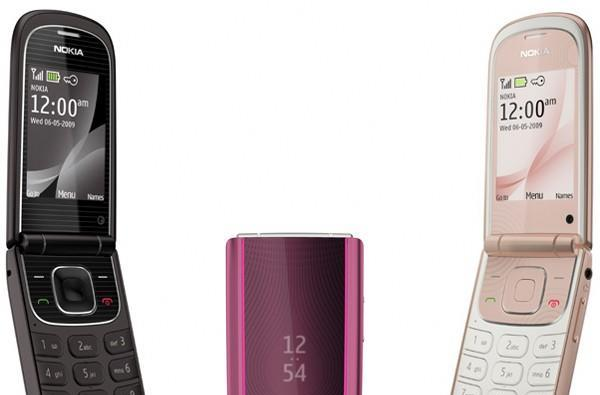 Nokia's 3710 fold does 3.2 megapixels on the cheap