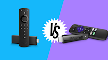 Amazon Fire TV Stick 4K vs. Roku Streaming Stick+: Which should rule your living room TV?