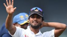 Dinesh Chandimal ruled out of first India Test