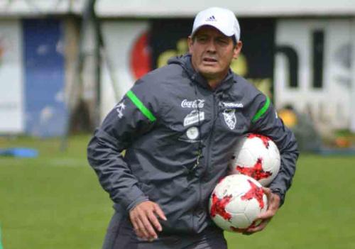 """Soria advierte que esto es fútbol, """"no es ninguna guerra"""""""