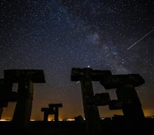 Perseids meteor shower captured in stunning photos worldwide