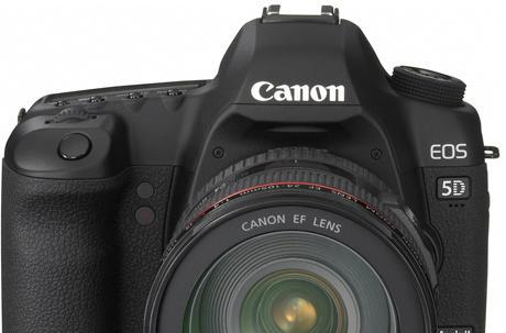 Canon EOS 5D Mark II firmware 2.0.3 arrives at last to free us from frame rate hell