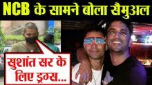 Samual Miranda makes big revelation on Sushant's drug connection
