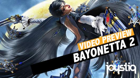 Video preview: Bayonetta 2