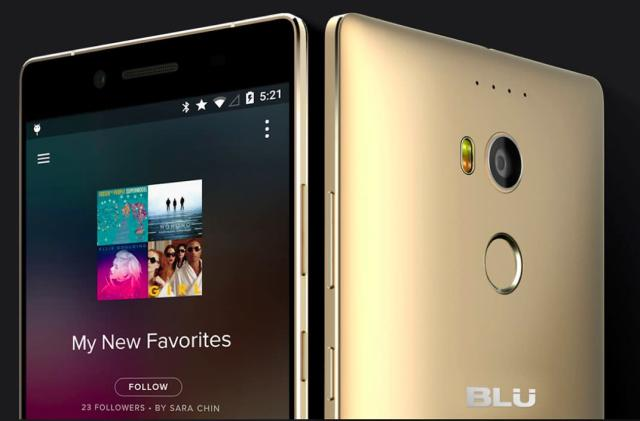 Blu's Pure XL packs in a huge quad-HD screen, 24MP camera for $349