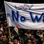 Iraq warns of 'danger of war' as Iran's top diplomat visits