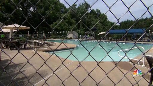 Outrage after white man calls police on black woman at North Carolina pool
