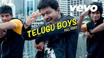 Telugu Boys Video | Vijay, Amala Paul