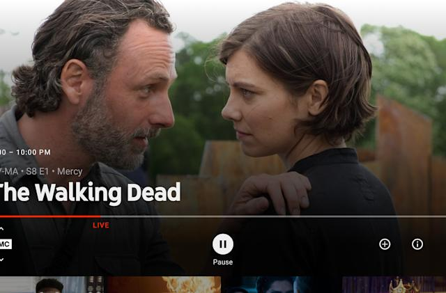 YouTube TV finally has an app built for your living room screen