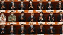 Chinese parliament approves controversial Hong Kong security law