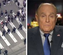 Rudy Giuliani calls for resignations of mayor of Minneapolis, governor of Minnesota