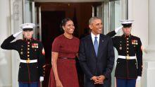 Deshalb passen Michelle und Barack Obama so gut nach Hollywood