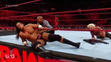 Big Cass Appears to Suffer Legitimate Knee Injury vs. Enzo Amore on Raw