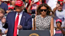 Melania Trump 'counting the minutes until divorce', former aides claim
