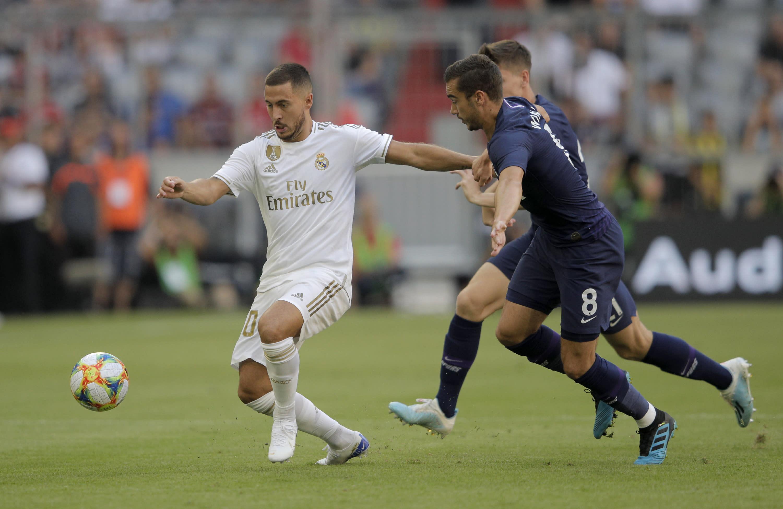 Real Madrid 0 1 Tottenham Amistoso De Pretemporada Video Resumen Goles Y Estadisticas
