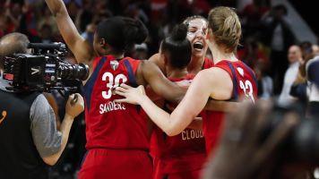 Mystics bring home first WNBA championship