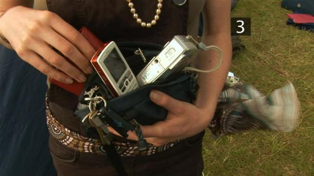 How To Secure Stuff At A Festival