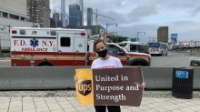 Never Forget: UPSers Pay Tribute to 9/11 Heroes