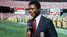 Former Northwestern football player and CBS Sports analyst Irv Cross dead at 81