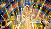 'Strictly's' Craig Revel Horwood steals the show by performing in drag for musicals week