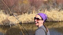 Yes, Even City Slickers Can Learn to Fly Fish in Wyoming
