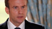 """Après """"Make Our Planet Great Again"""", Macron prête sa voix à une bande-annonce alarmiste"""