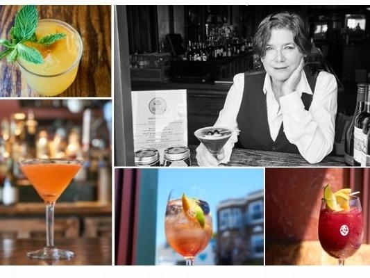 Izzy's summer cocktail menu from beverage coordinator, Peggy Boston, coupled with DIY grilling kits, add bright spot to local dining options.