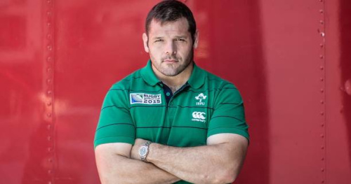Rugby - IRL - Leinster : Mike Ross annonce sa retraite sportive