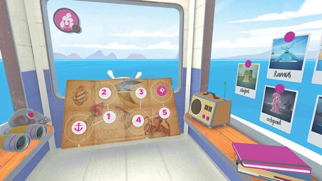 'Sea Hero Quest' hides dementia research inside a VR game