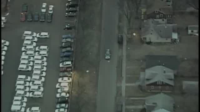 Police chase part I