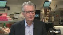 Dunkin' Brands CEO Nigel Travis on cold brew and competit...