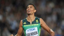 Athletics: South Africa's Van Niekerk tests positive for COVID-19 in Italy - report