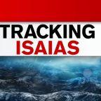 Isaias tracker