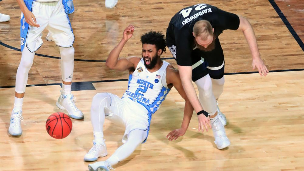 NCAA championship 2017: Referees didn't cause Gonzaga, UNC to choose physicality when skill failed them