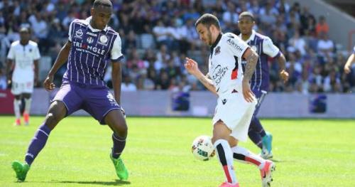Foot - L1 - Accroché à Toulouse, Nice perd du terrain sur le duo de tête