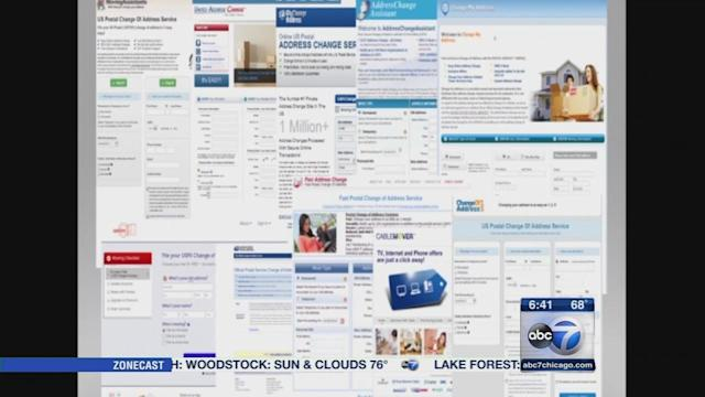 Consumer Alert: Third party sites charge outrageous fees for address changes