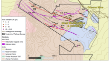 GGL Resources Corp. Announces Initial Sampling Results from Gold Point, Nevada