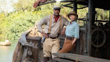 Dwayne Johnson Films Message for Fans After Jungle Cruise Tops Box Office: 'I Have You to Thank'