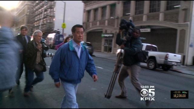 State Sen. Leland Yee Drops Out Of Race After Arrest