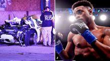 Boxing champ's remarkable comeback after horrific Ferrari crash
