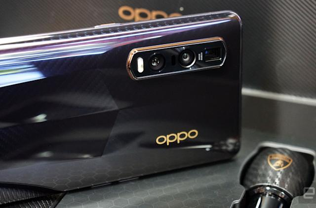 Oppo's Find X3 phones will support true 10-bit color from camera to display