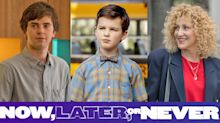 Now, Later, or Never: Rating the week in fall TV premieres, from 'Young Sheldon' to 'The Menendez Murders'