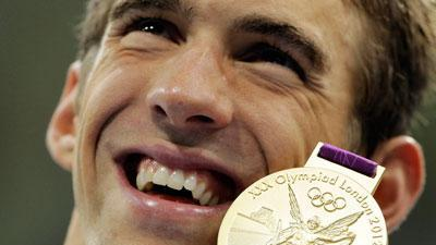 Phelps takes record 19th Olympic medal