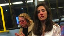 Three teenage boys admit threatening lesbian couple on bus who refused to perform sex act