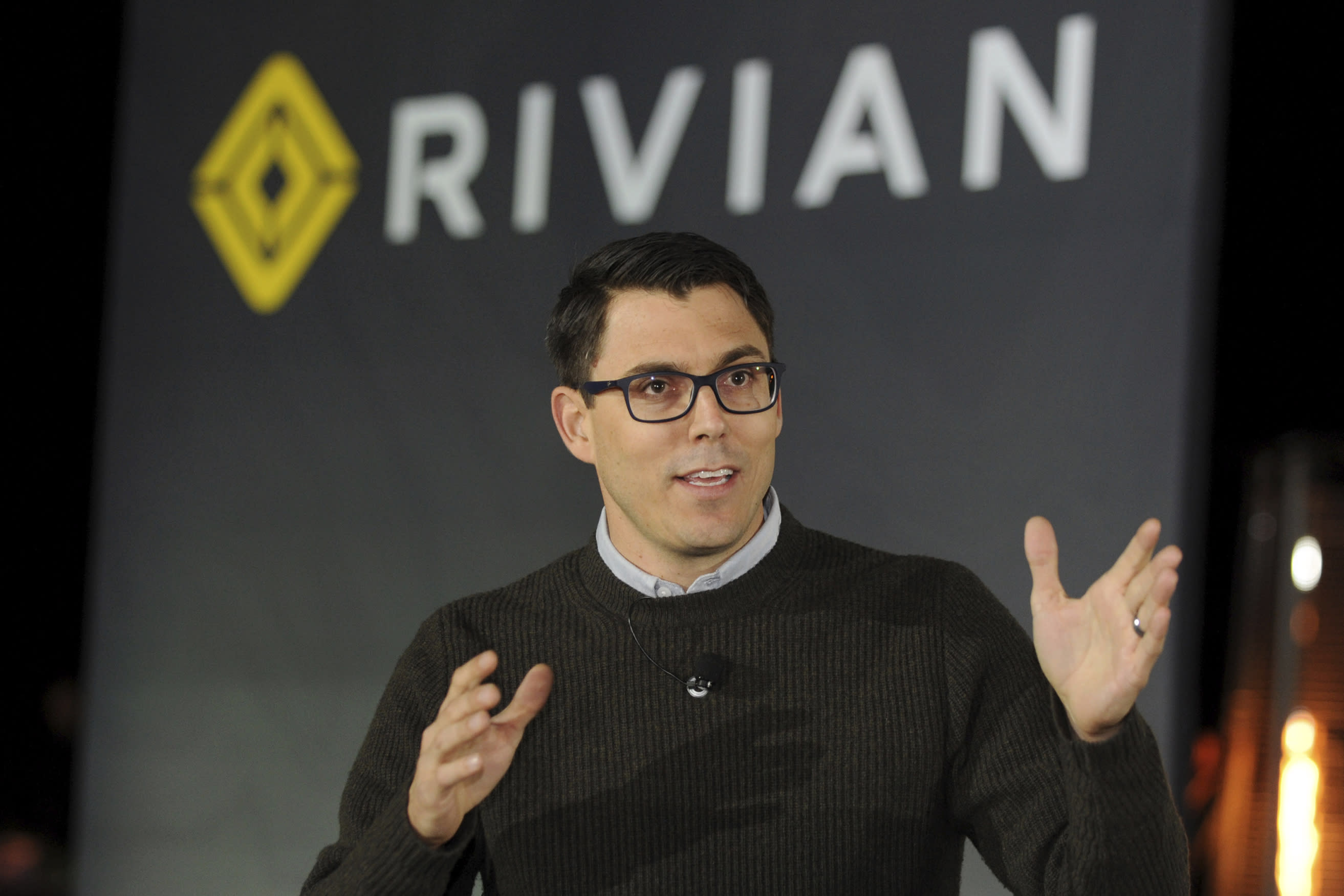 Rivian-Investment
