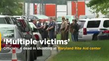 Maryland woman kills three people and herself in warehouse gun rampage