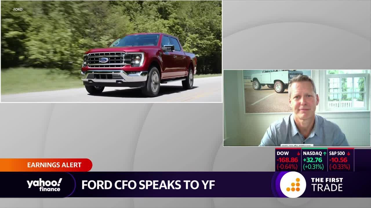 Ford Cfo We See Brighter Days Ahead As The Motor Giant Gears